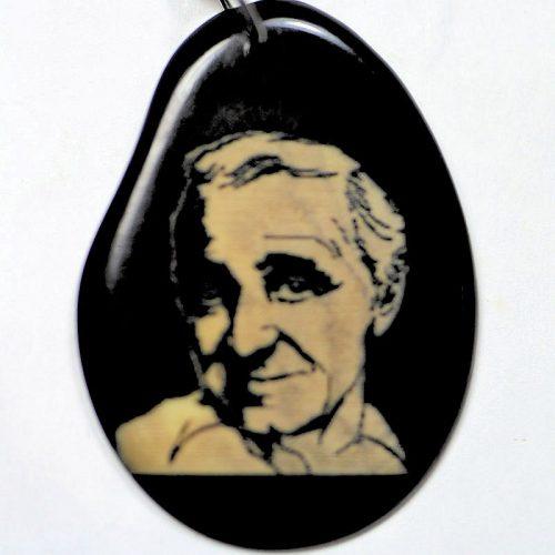 Gravure Charle Aznavour