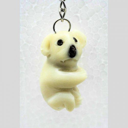 Porte clé Koala en tagua