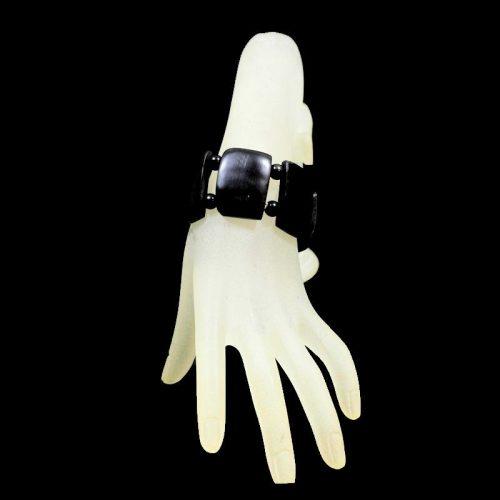 Bracelet plat tagua