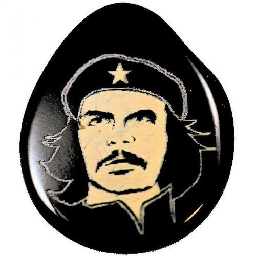 Pendentif, porte clés ou bracelet gravure Che Guevara