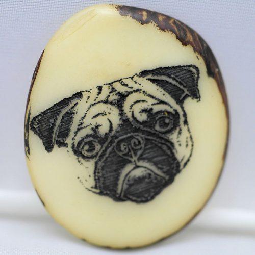 Médaillon pour chien