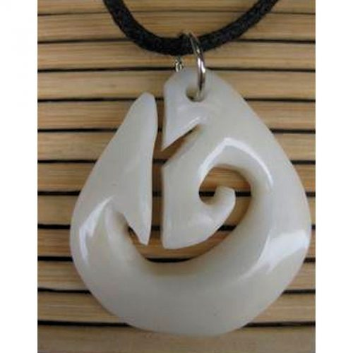 Pendentif Tagua symbole Maori