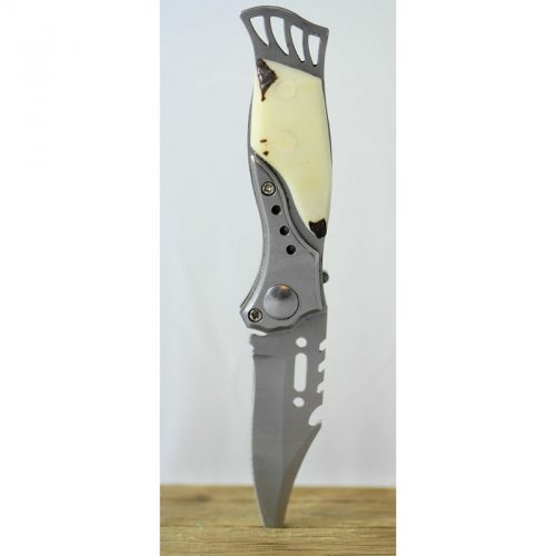 Couteau TAGUIOLE Pliant de poche manche en Tagua