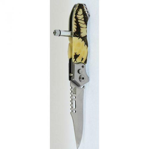 Couteau pliant de poche TAGUIOLE manche tagua