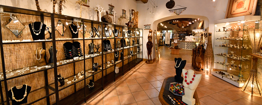 boutique tagua world