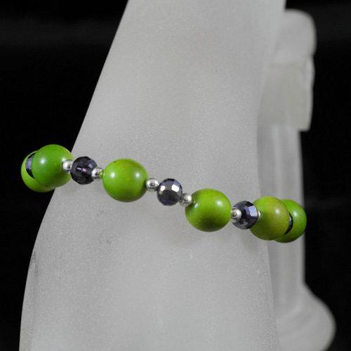 Bracelet perles tagua