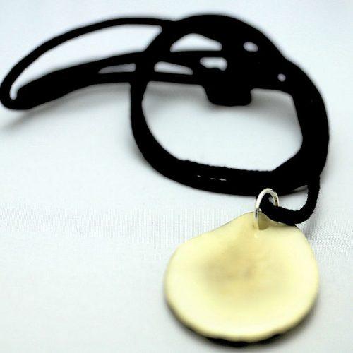 Pendentif, porte clés ou bracelet gravure Coeur