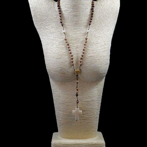 Chapelets perles de tagua