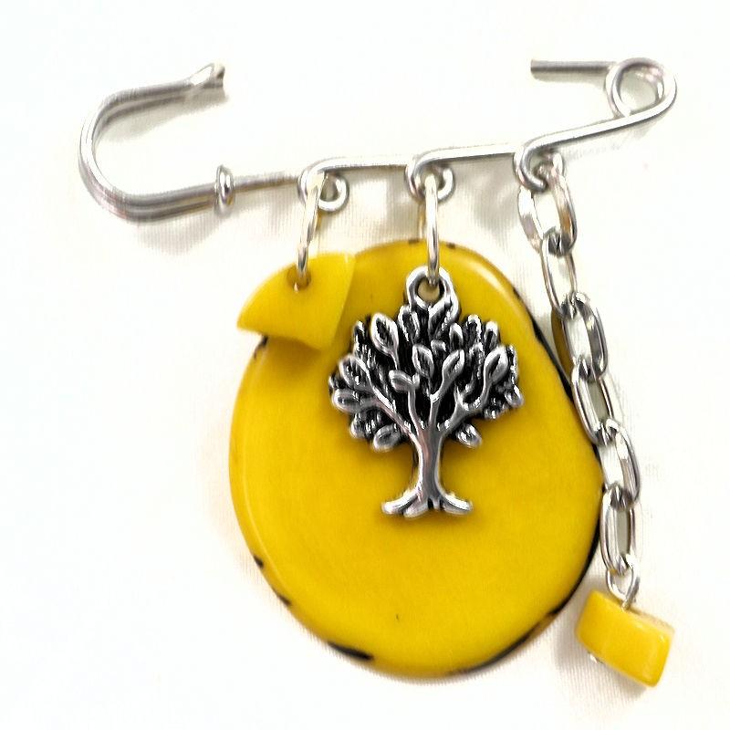 Broche arbre de vie